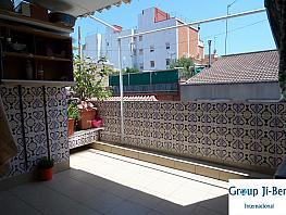 Terraza - Ático en venta en calle Sicilia, Barrio Latino en Santa Coloma de Gramanet - 294060752