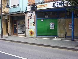 Local comercial en alquiler en calle Schulz, El Llano en Gijón - 339157734