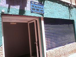 Local comercial en alquiler en calle La Paz, Cartagena - 287310647
