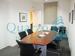 Despacho en alquiler en calle Velázquez, Recoletos en Madrid - 390217554