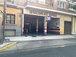 Garaje en venta en calle Elvira de Hidalgo, Doctor Cerrada en Zaragoza - 296593320