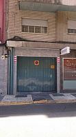 Garaje en venta en calle Bernardo Fita, Doctor Cerrada en Zaragoza - 296594176