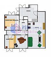 Wohnung in verkauf in San Pablo-Santa Justa in Sevilla - 288288950