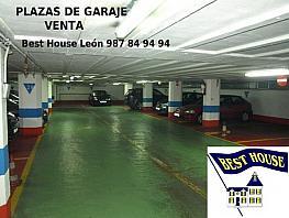 Foto - Parking en alquiler en calle Centro, Centro en León - 333186563