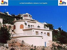 Chalet en venta en Benitachell/Poble Nou de Benitatxell (el) - 302260330
