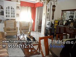 Amplio y luminoso salon - Piso en venta en Triana en Sevilla - 313753805