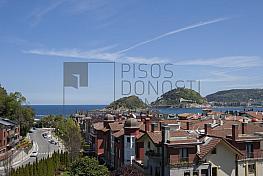 Vistas - Piso en venta en Antiguo en San Sebastián-Donostia - 304462338