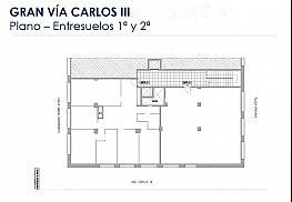 Petit appartement de vente à calle Gran Via de Carles Iii, Les corts à Barcelona - 306413400
