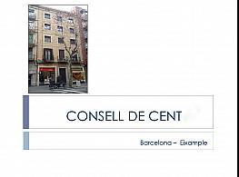 Edifici en venda carrer Consell de Cent, Eixample dreta a Barcelona - 323447541