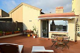 Terraza - Ático en alquiler en calle Ausias Marc, Eixample dreta en Barcelona - 380164909