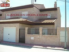Chalet en alquiler en Hormigos - 316763533
