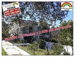 Chalet en venta en Casar de Escalona (El) - 345359112
