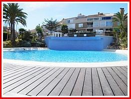 Casa adosada en venta en Cabo de las Huertas en Alicante/Alacant - 320301746