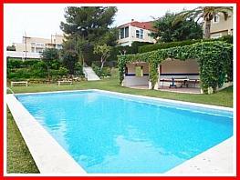 Chalet en venta en Cabo de las Huertas en Alicante/Alacant - 321299705