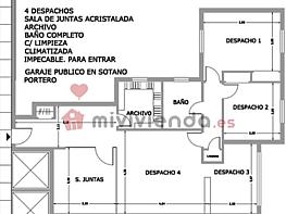 Oficina - Oficina en alquiler en calle Del General Moscardó, Tetuán en Madrid - 344333901