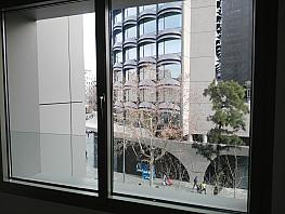 Piso en alquiler en plaza Francesc Macia, Eixample esquerra en Barcelona - 391493288