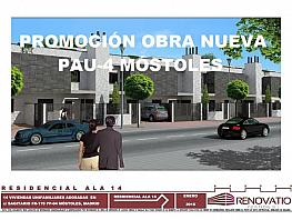 Terrace house for sale in calle Sagitario, Móstoles - 324381558