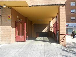 Parkplatz in verkauf in calle Pablo Iglesias, Parque de los cineastas in Zaragoza - 330750099
