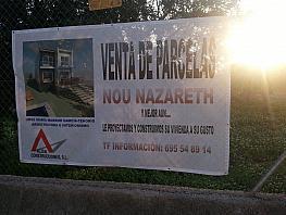 Solar en venta en calle Elda, San Juan de Alicante/Sant Joan d´Alacant - 362528638