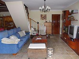 Salón - Casa en alquiler en Villaverde de Trucíos - 367680784
