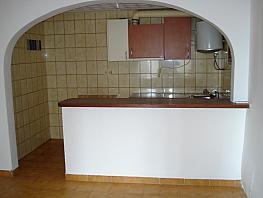 Cocina americana - Piso en venta en urbanización Joan Timoneda Residencia Dulce Vida, Roses - 348041816
