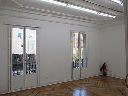 Oficina en alquiler en Recoletos en Madrid - 381372502