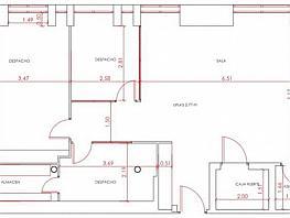 Petit appartement de vente à calle Alfonso I, Alfonso à Zaragoza - 363835548