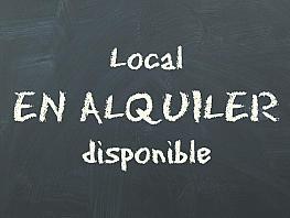 Geschäftslokal in miete in calle De Lacy, Sabadell - 352662100