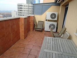 Ático en alquiler en calle De Les Corts Valencianes, Benicalap en Valencia - 387200921