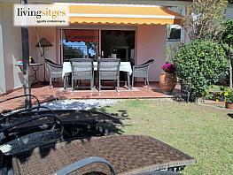 Casa en alquiler en calle Santissima Trinitat, Vallpineda en Sant Pere de Ribes - 306990892