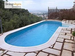 Casa en alquiler en calle Garrofers, Quint mar en Sitges - 317163558