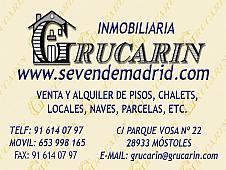 Fachada - Local comercial en alquiler en calle Del Parque Vosa, Norte-Universidad en Móstoles - 174604083