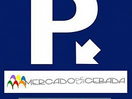 Garaje en venta en calle Cebada, Palacio en Madrid - 325780778