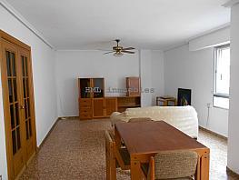 Salón - Piso en alquiler en calle Malvarrosa, La Malva-rosa en Valencia - 254542386