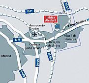 Capannone industriale en affitto en calle Juan Oro, Garena en Alcalá de Henares - 12251636