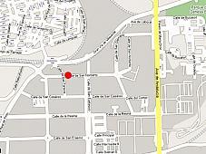 Plano situación - Nave en alquiler en calle San Norberto, San Andrés en Madrid - 13057159