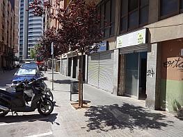 Fachada - Local en alquiler en calle Independencia, Santa Eulàlia en Hospitalet de Llobregat, L´ - 284815485