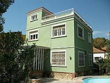 Chalets en alquiler Paterna, La Cañada