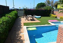 Piscina - Casa en alquiler en Playa en Castelldefels - 283182999