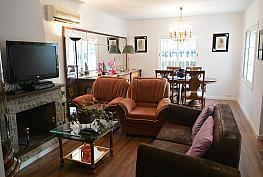 Salón - Casa en alquiler en Playa en Castelldefels - 374147782