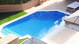 Piscina - Casa en alquiler en Pineda en Castelldefels - 386155219