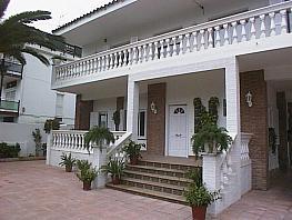 Fachada - Casa en alquiler en Playa en Castelldefels - 271085982