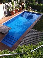 Piscina - Casa en alquiler en Bellamar en Castelldefels - 357217532