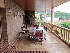 Terraza - Casa en alquiler en Can roca en Castelldefels - 218887835