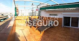 Ático en alquiler en calle Ramon Lujan, Almendrales en Madrid - 361544421