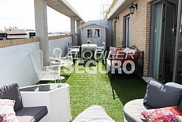 Àtic en lloguer calle De Federico Alcácer Aguilar, Benicalap a Valencia - 383312105