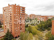 Flats for rent Madrid, Pavones