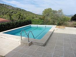 Piscina - Casa en venta en Les palmeres en Canyelles - 329093191