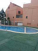 Piscina - Casa adosada en alquiler en calle , Playa de Puzol en Puçol - 129119652