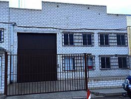 Fachada - Nave industrial en alquiler en Polígono en Toledo - 287737489
